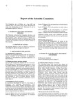 1987 Scientific Committee Report