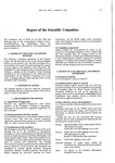 1990 Scientific Committee Report