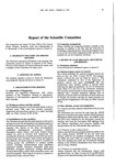 1992 Scientific Committee Report