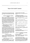 1998 Scientific Committee Report
